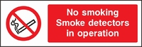 Prohibition and Smoking Sign PROH0015-1061