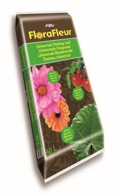 Jiffy Florafleur Compost Multi-Purpose 40lt