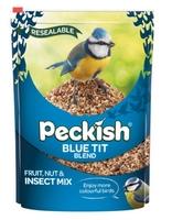 Peckish Bird Feed Blue Tit Seed Mix 1kg