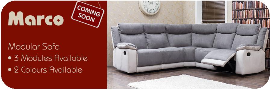 Marco Modular Sofa