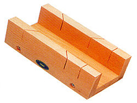 Crown Mitre Box 12inch / 305mm Glued & Pinned