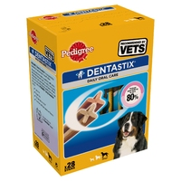 Pedigree Dentastix Large 28 Stick x 4