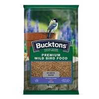 Bucktons Bird Feed Wild Premium Seed Mix 20kg