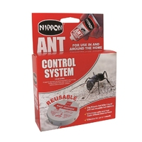 Nippon Ant Control System 2 Traps & 25g Liquid