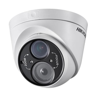 Hikvision 1080p Turbo VF Dome 2.8-12mm 50m IR
