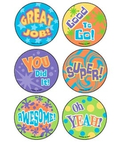 MEDIBADGE - ACHIEVEMENT STICKERS