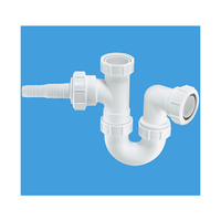 "1.5"" SINGLE SPIGOT TRAP"