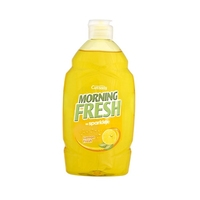 Morning Fresh Washing Up Liquid Lemon Fresh 450ml