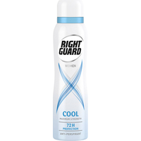 Right Guard Xtreme Women Dry Aerosol Ultra Cool 150ml