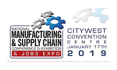 Visit Prolift Handling at the National Manufacturing & Supply Chain Expo 17th January