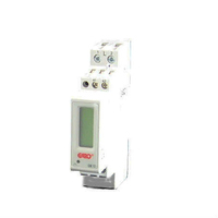 Garo GNM1D Energy Meter Single Phase KWH 1 Mod 32 A