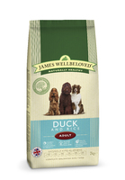 James Wellbeloved Adult Dog - Duck & Rice 2kg