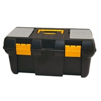 "18"" Toolbox  2 Organizers & Tray"