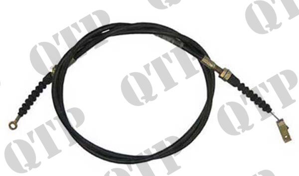 Foot Throttle Control Cable