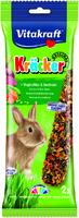 Vitakraft Rabbit Vegetable & Beetroot  Kracker 112g x 5