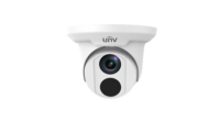 Uniview (Prime) 5MP IP Ultra H.265 2.8mm Fixed 30m Starlight IR Dome Camera