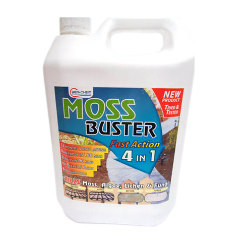 Moss Buster - 5L