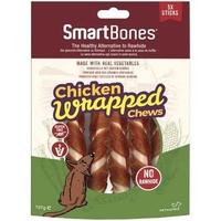 SmartBones Chicken Wrapped Sticks 5-pk x 10