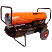 SIP Fireball 175XD 175,000 BTU Diesel Heater  51.275kw heating area 1230m 50L fuel tank (Ploughing Special Discount Price)