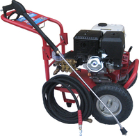 VOLMAC Power Washer 13Hp 3600Psi 18 L/min