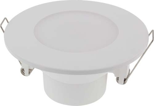 6W IP44 PVC SOFFIT DOWNLIGHT CCT     ( BOX 40 )