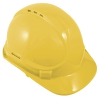 7000800 YELLOW SAFETY HELMET EN397