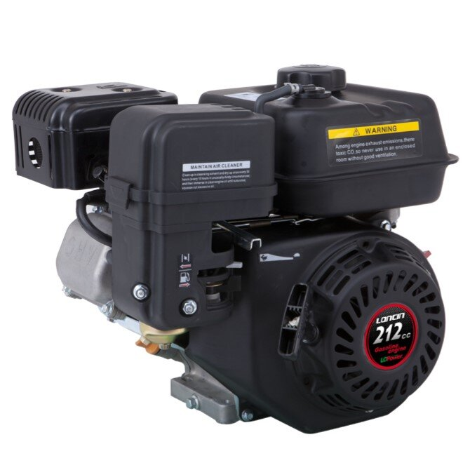 LONCIN G210 PETROL ENGINE