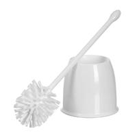 Plastic Toilet Brush and Holder