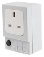 Socket 13A - D-R MTD Panel Socket