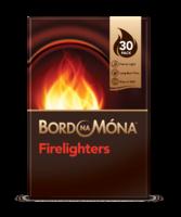 Bord Na Mona Firelighters 30'S (16/Ctn)