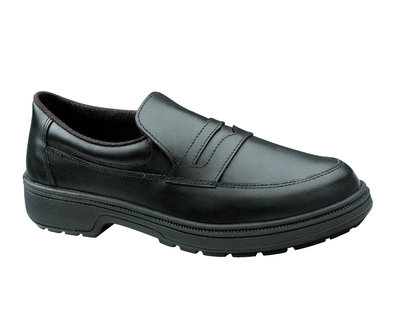 REDBACK Slip-On Safety Shoe S1P SRC