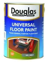 Grey Floor Paint 5 Litre, Douglas
