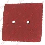 WEAR PLATE VOGEL & NOOT P5801101 C/W BOLTS