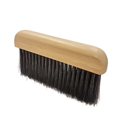 "9"" Black Pure Bristle Paperhanger Brush 3"" (WT218)"