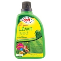 Doff All Year Lawn Feed with Iron Concentrate 1lt
