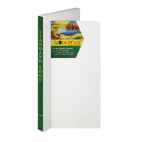 "Standard Canvas 17mm 24"" x 12"""