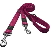 Rogz Alpinist Pink Medium (Matterhorn) Training Lead 1.6m x 20mm x 1
