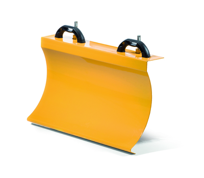STIGA SWS800G petrol sweeper front blade attachment