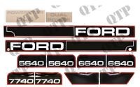 Decal Kit Ford 7740