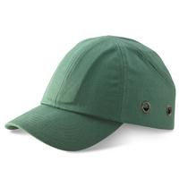 Beeswift Baseball Bump Cap, Green
