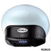 Robus Helm 890W Hand Dryer Satin Silver