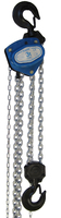 Tralift Manual Chain Block Silver Chain | 3000 Kg WLL