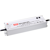 HLG-100H-48B | ENCLOSED SWITCHING LED POWER SUPPLY 48 VOLTS 2 AMPS 96 WATTS DIMMING FUNCTION