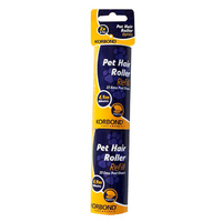Korbond Pet Lint Roller Refill 2pk (Fragranced)