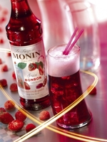 Monin Candy Strawberry Syrup