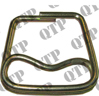 Lower Link Ball Retaining Clip