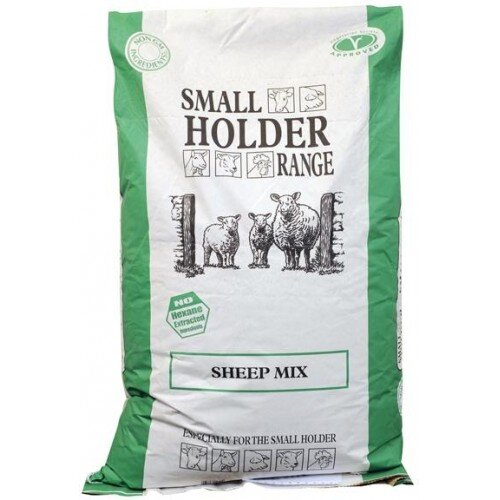 Allen & Page Small Holder Range Sheep Mix 20kg