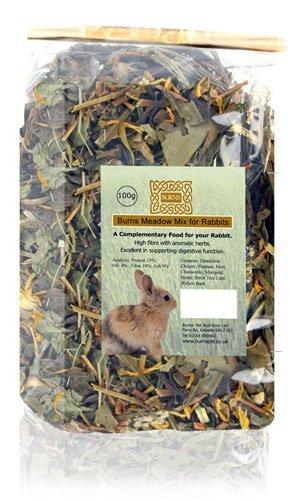 Burns Meadow Mix Small Animal Food 100g