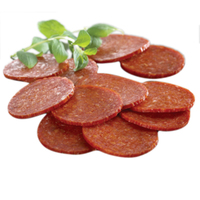 Topping Pepperoni (Sliced)-Super Tops-(1kg)