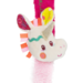 close-up image of Louise bracelet rattle